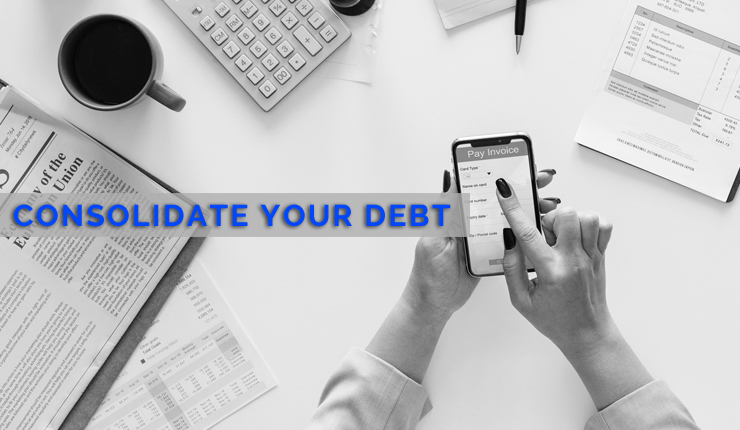 Consolidate Your Debt with a Personal Loan from RCS