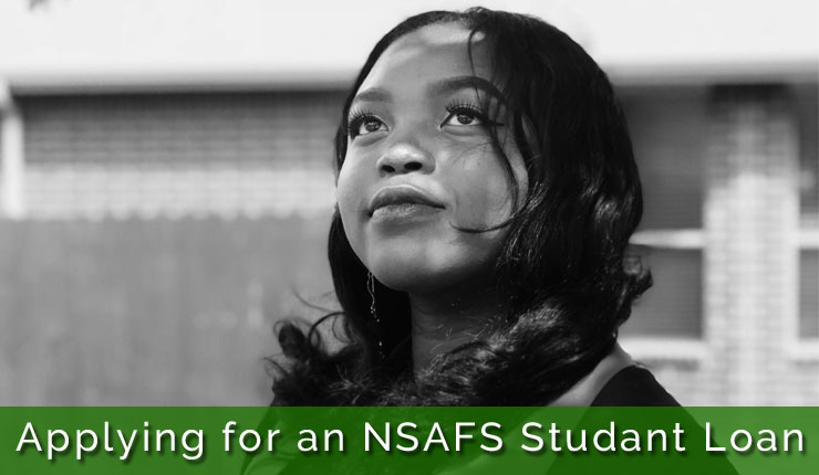 NSFAS Student Loan Application