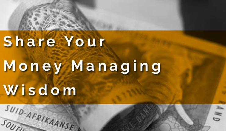 Manage Money