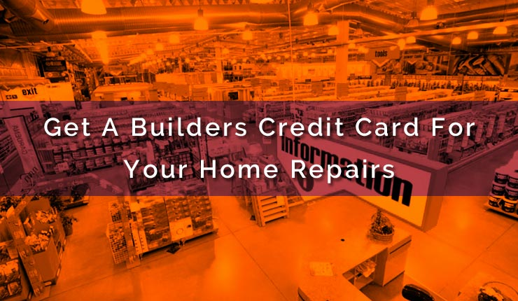 Builders Credit Card